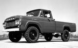 The four-wheel drive F-Series (1959)