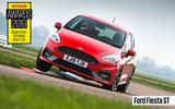 BEST AFFORDABLE DRIVER'S CAR: Ford Fiesta ST