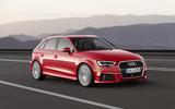 Audi A3 – Ingolstadt, Germany; Gyor, Hungary – 29,207 examples sold in 2018