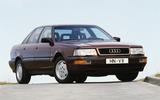 The Audi V8 (1988)