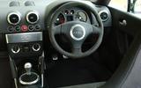 Audi TT (1998-2006) - interior