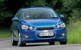 Chevrolet Aveo (2011-15)