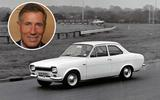 Andy Green - Ford Escort MK1
