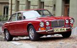 Jaguar XJ6 S1: 1968-1972