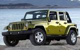 Jeep Wrangler Unlimited (2006)