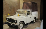 Land Rover Santana (1982)