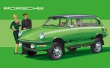 1972 PORSCHE 999 – 'PORSCHE CAYENNE'