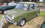 The original Mini Cooper (1961)