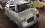 Visit the Lane Motor Museum