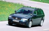 Volkswagen Passat from £600