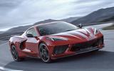 MID 2021: Chevrolet Corvette (C8) - RHD