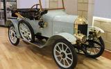 36 1913 Morris Oxford Bullnose