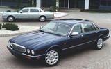 Jaguar's Daimler
