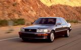 Lexus: LS400 (1989)