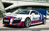 10: Audi R8 (Portugal)