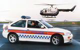 9: Ford Escort RS Cosworth (Britain)