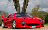 35. 1987 Ferrari F40