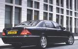 KEYLESS-GO – Mercedes S-Class (1998)