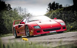 35. 1987 Ferrari F40 (UP 4)