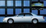 NIGHT VISION: Cadillac DeVille (2000)