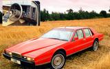 DIGITAL INSTRUMENTATION: Aston Martin Lagonda (1976)