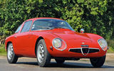 Alfa Romeo Giulia TZ (1963-67)