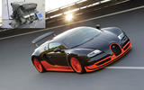 Bugatti Veyron 16.4 Super Sport: 148.1bhp/litre
