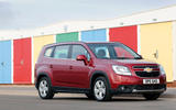 Chevrolet Orlando (2011-15)