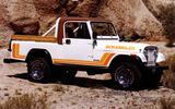 Jeep CJ-8 (1981)