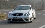 Mercedes-Benz CLK63 AMG Series (2007)