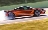 McLaren 720S (2017-Present) – 212mph
