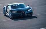 29. 2017 Bugatti Chiron - NEW ENTRY