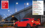 Overall Hot Hatch winner: Honda Civic Type R 2.0 VTEC Turbo GT