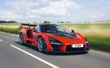 24 2018 McLaren Senna – NEW ENTRY