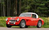 23 1953 Austin Healey 100/4