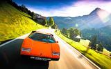 26. 1974 Lamborghini Countach