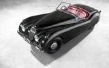22. 1949 Jaguar XK120 (UP 1)