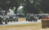 Land Rover 70th Birthday parade