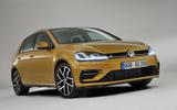 Germany: Volkswagen Golf – 172,434 vehicles sold