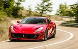 Ferrari 812 Superfast (2017-Present) – 211mph