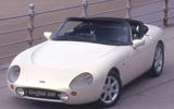 TVR: Griffith 500 (1990)
