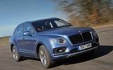 Bentley Bentayga – from £130,500