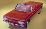 Chevrolet Corvair Monza (1962)