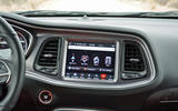 Browsing the infotainment system on-the-go