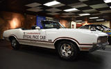 Oldsmobile-442 Indy Pace Car (1970)