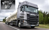 Scania 730 S: 16.4 litres