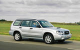 Subaru Forester XT Turbo (1997-2007), £7500-£12,500