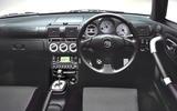 Toyota MR2 Mk3 (1999-2007) - interior