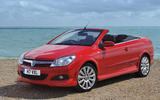 Vauxhall Astra TwinTop (from £1500)