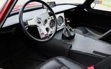Alfa Romeo Giulia TZ (1963-67): Interior